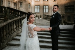 Ola i Marcin - Ślub w stylu glamour - wesele w Białej Akacji 155