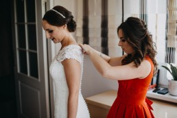 Ślub w stylu glamour i wspaniały plener na Zamku w Mosznej 22