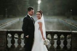 Ślub w stylu glamour i wspaniały plener na Zamku w Mosznej 157