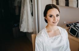Ślub w stylu glamour i wspaniały plener na Zamku w Mosznej 14