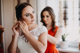 Ślub w stylu glamour i wspaniały plener na Zamku w Mosznej 23