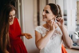 Ślub w stylu glamour i wspaniały plener na Zamku w Mosznej 24