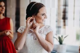 Ślub w stylu glamour i wspaniały plener na Zamku w Mosznej 25