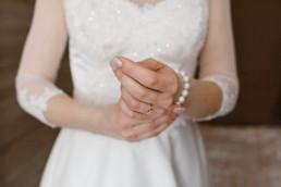 Fotografia ślubna - Piękny zimowy ślub i plener Gosi i Sebastiana 20