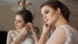 Fotografia ślubna - Piękny zimowy ślub i plener Gosi i Sebastiana 21
