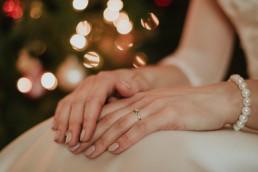 Fotografia ślubna - Piękny zimowy ślub i plener Gosi i Sebastiana 25