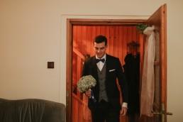 Fotografia ślubna - Piękny zimowy ślub i plener Gosi i Sebastiana 26