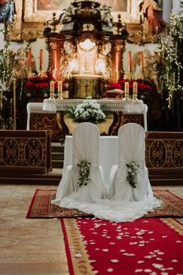 Fotografia ślubna - Piękny zimowy ślub i plener Gosi i Sebastiana 32