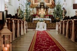 Fotografia ślubna - Piękny zimowy ślub i plener Gosi i Sebastiana 33