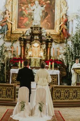 Fotografia ślubna - Piękny zimowy ślub i plener Gosi i Sebastiana 36