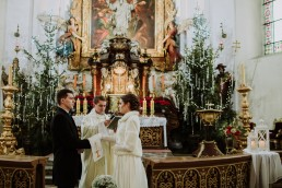 Fotografia ślubna - Piękny zimowy ślub i plener Gosi i Sebastiana 41