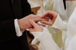 Fotografia ślubna - Piękny zimowy ślub i plener Gosi i Sebastiana 42