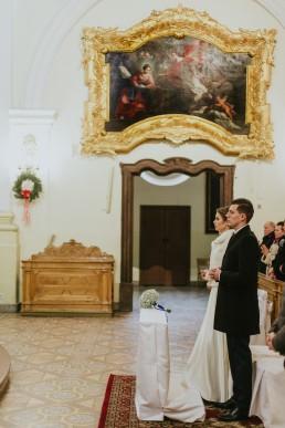 Fotografia ślubna - Piękny zimowy ślub i plener Gosi i Sebastiana 44