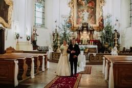 Fotografia ślubna - Piękny zimowy ślub i plener Gosi i Sebastiana 46