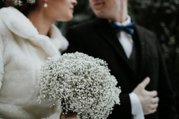 Fotografia ślubna - Piękny zimowy ślub i plener Gosi i Sebastiana 53