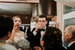 Fotografia ślubna - Piękny zimowy ślub i plener Gosi i Sebastiana 58