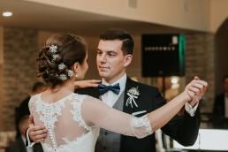 Fotografia ślubna - Piękny zimowy ślub i plener Gosi i Sebastiana 59