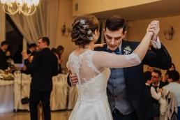 Fotografia ślubna - Piękny zimowy ślub i plener Gosi i Sebastiana 60