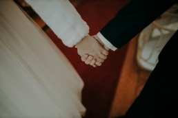 Zimowy ślub w Prudniku - Ślub w Kościele w Lasku, Wesele pod Wieżyczką, Plener na Zamku w Mosznej 85