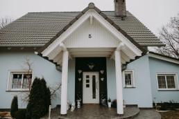 Zimowy ślub w Prudniku - Ślub w Kościele w Lasku, Wesele pod Wieżyczką, Plener na Zamku w Mosznej 2