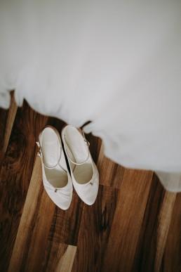 buty na wesele dla wysokiej Panny Młodej