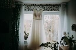 Zimowy ślub w Prudniku - Ślub w Kościele w Lasku, Wesele pod Wieżyczką, Plener na Zamku w Mosznej 24