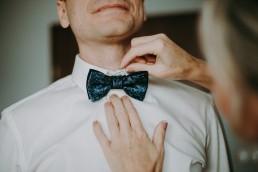 Zimowy ślub w Prudniku - Ślub w Kościele w Lasku, Wesele pod Wieżyczką, Plener na Zamku w Mosznej 14