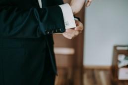 Zimowy ślub w Prudniku - Ślub w Kościele w Lasku, Wesele pod Wieżyczką, Plener na Zamku w Mosznej 18