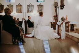 Zimowy ślub w Prudniku - Ślub w Kościele w Lasku, Wesele pod Wieżyczką, Plener na Zamku w Mosznej 40