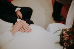 Zimowy ślub w Prudniku - Ślub w Kościele w Lasku, Wesele pod Wieżyczką, Plener na Zamku w Mosznej 48