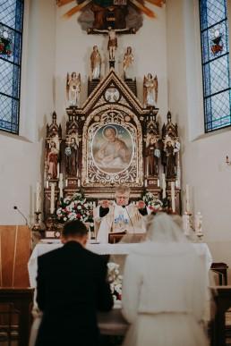 ślub na klasztorku w Prudniku