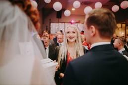 Zimowy ślub w Prudniku - Ślub w Kościele w Lasku, Wesele pod Wieżyczką, Plener na Zamku w Mosznej 58