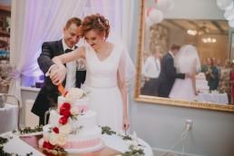 tort ślubny  prudnik
