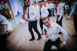 Zimowy ślub w Prudniku - Ślub w Kościele w Lasku, Wesele pod Wieżyczką, Plener na Zamku w Mosznej 74