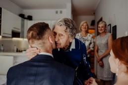 Kasia i Paweł - Magiczny leśny plener - wesele w hotelu Szara Willa 34
