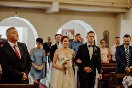 Kasia i Paweł - Magiczny leśny plener - wesele w hotelu Szara Willa 40