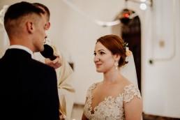 Kasia i Paweł - Magiczny leśny plener - wesele w hotelu Szara Willa 50