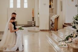 Kasia i Paweł - Magiczny leśny plener - wesele w hotelu Szara Willa 61