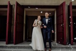 Kasia i Paweł - Magiczny leśny plener - wesele w hotelu Szara Willa 65