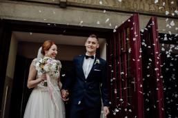 Kasia i Paweł - Magiczny leśny plener - wesele w hotelu Szara Willa 67