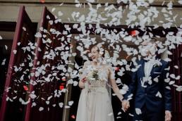 Kasia i Paweł - Magiczny leśny plener - wesele w hotelu Szara Willa 68