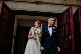 Kasia i Paweł - Magiczny leśny plener - wesele w hotelu Szara Willa 69