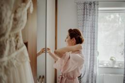 Kasia i Paweł - Magiczny leśny plener - wesele w hotelu Szara Willa 12