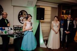 Kasia i Paweł - Magiczny leśny plener - wesele w hotelu Szara Willa 93