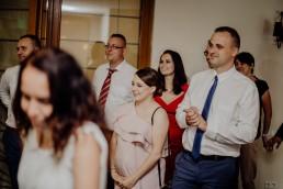 Kasia i Paweł - Magiczny leśny plener - wesele w hotelu Szara Willa 95
