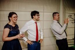 Kasia i Paweł - Magiczny leśny plener - wesele w hotelu Szara Willa 97