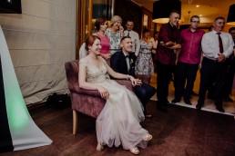 Kasia i Paweł - Magiczny leśny plener - wesele w hotelu Szara Willa 108