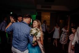 Kasia i Paweł - Magiczny leśny plener - wesele w hotelu Szara Willa 114