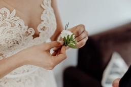 Kasia i Paweł - Magiczny leśny plener - wesele w hotelu Szara Willa 24