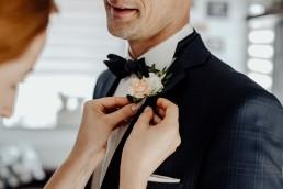 Kasia i Paweł - Magiczny leśny plener - wesele w hotelu Szara Willa 25